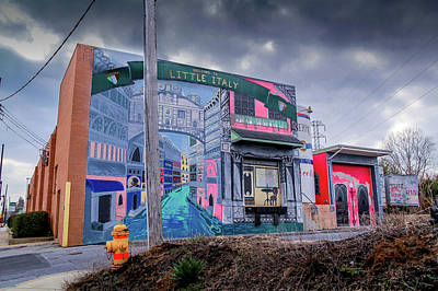 Photograph - Little Italy by Susan Hendrich
