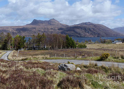 Photograph - Durnamuck, Wester Ross by Phil Banks