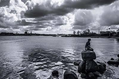 Photograph - Little Mermaid by Rob Hemphill