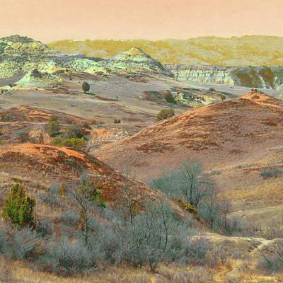 Photograph - Little Missouri Badlands Enchantment by Cris Fulton