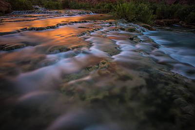 Photograph - Havasu Creek by Adam Mateo Fierro