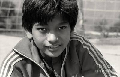 Little Nepalese Boy Original