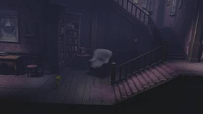 Architecture Digital Art - Little Nightmares by Super Lovely