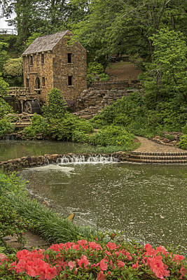Photograph - Little Old Mill  North Little Rock Arkansas 2 by Willie Harper