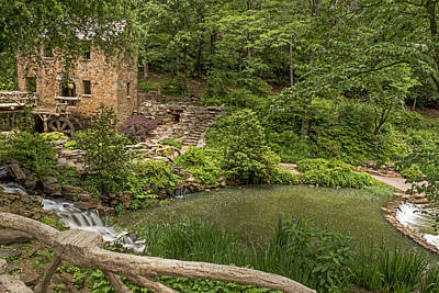 Photograph - Little Old Mill  North Little Rock Arkansas 3 by Willie Harper