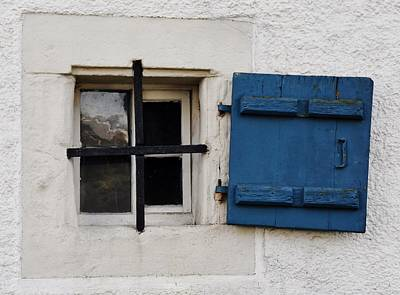 Photograph - Little Old Window... by Werner Lehmann
