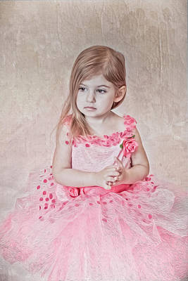 Photograph - Little Princess by Elvira Pinkhas