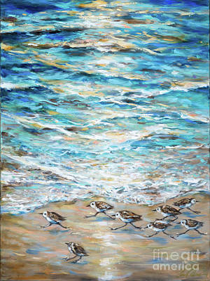 Painting - Little Rebel IIi by Linda Olsen