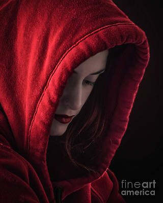 Photograph - Little Red Riding Hood by Giuseppe Torre