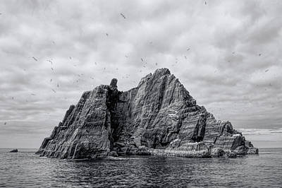 Photograph - Little Skellig by Michael Quinlan