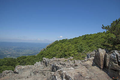 Photograph - Little Stoney Man Mountain From Stoney Man Mountain Ds0058 by Gerry Gantt