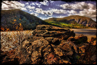 Photograph - Little Stoney Point by Chris Lord