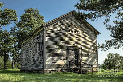 Photograph - Little Stranger Church by Lynn Sprowl