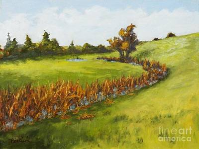 Painting - Little Stream by William Reed