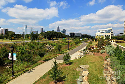 Photograph - Little Sugar Creek Greenway In Charlotte by Jill Lang