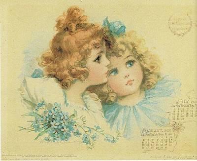 Little Sweethearts Calendar 2 Original
