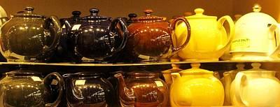 Photograph - Little Teapots by Ian  MacDonald