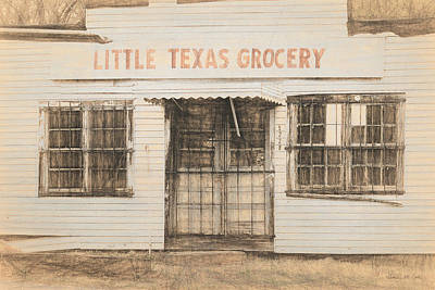 Photograph - Little Texas Yesterday by Bellesouth Studio