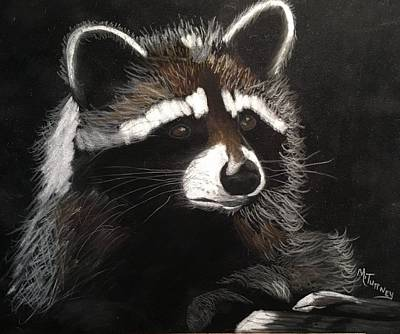 Pastel - Little Thief by Michele Turney