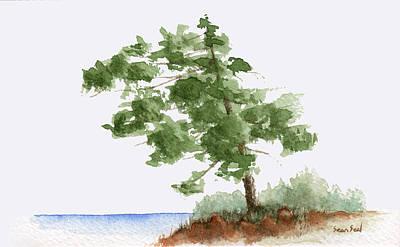 Little Tree 3 Art Print