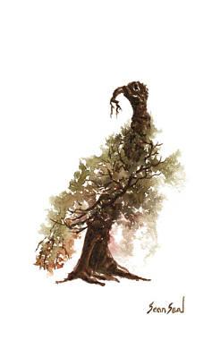 Little Tree 69 Art Print