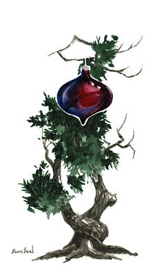 Little Tree 85 Original by Sean Seal