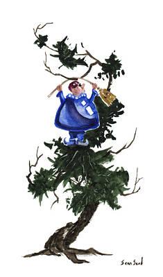 Little Tree 90 Original by Sean Seal