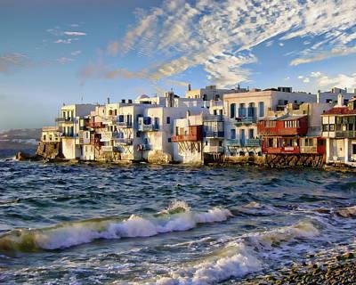 Photograph - Little Venice by Anthony Dezenzio