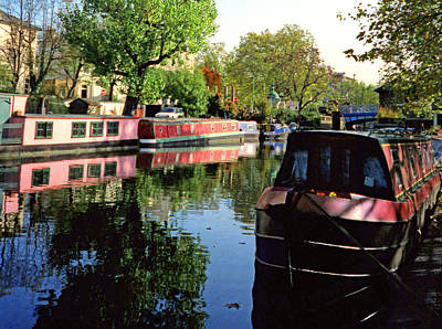 Photograph - Little Venice by David Gilbert