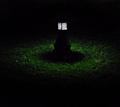 Photograph - Little Willy Light by Cyryn Fyrcyd