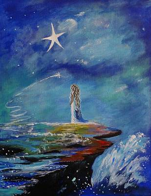 Little Wishes By The Sea Original