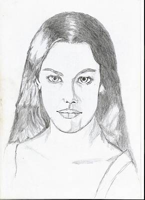 Liv Tyler Painting - Liv Tyler by DeLight