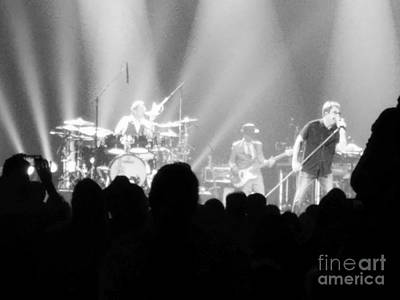 Huey Lewis Photograph - Live Concert by Tammie Sisneros