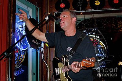 Photograph - Live Performance by John Stephens