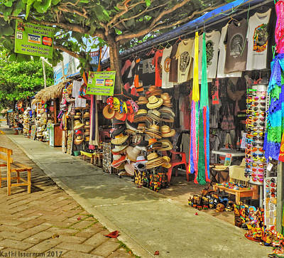 Photograph - Lively Mercado by Kathi Isserman