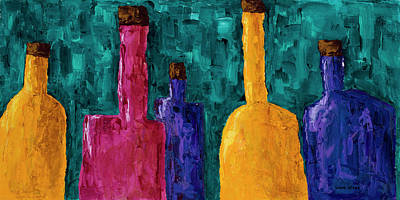Painting - Lively Spirits by Diana Wade