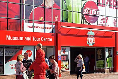Liverpool Football Club Art Print