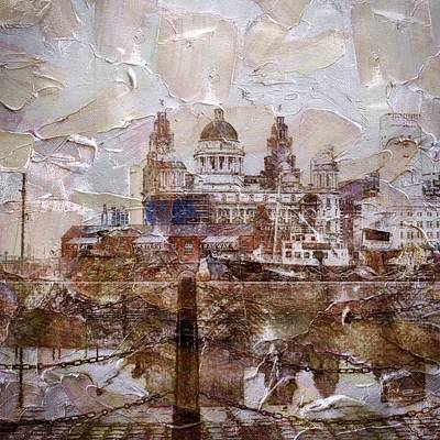 Painting - Liverpool by Mark Taylor