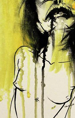 Novel Painting - Liverty by Matt Truiano