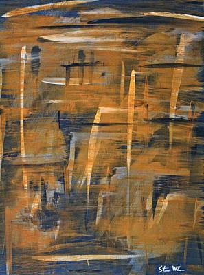 Painting - Living Again by Steven Wilson