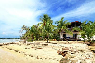 Photograph - Living At Boca Del Drago by John Rizzuto