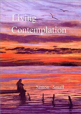 Contemplative Painting - Living Contemplation by Jane Small