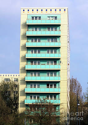 Photograph - Living In East Berlin by John Rizzuto