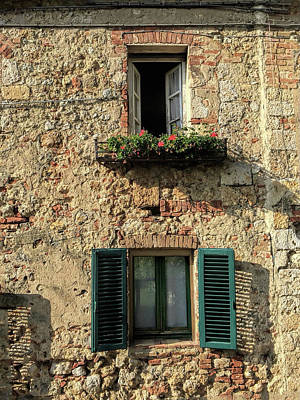 Photograph - Living In France by Rena Trepanier