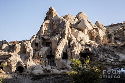 Photograph - Living In Tufa by Kathy McClure