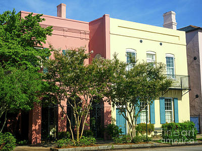 Photograph - Living On East Bay Street Charleston by John Rizzuto