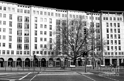 Photograph - Living On Karl-marx-allee by John Rizzuto