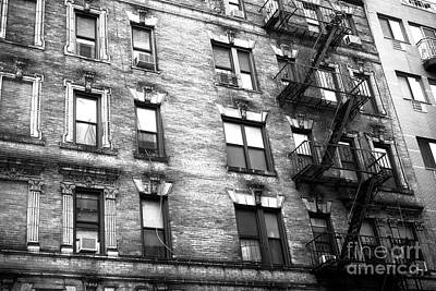 Photograph - Living On Mulberry Street by John Rizzuto