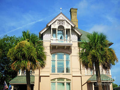 Photograph - Living On The Charleston Battery by John Rizzuto