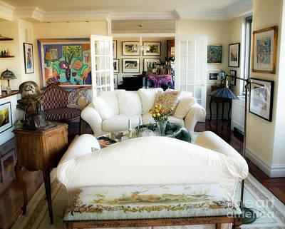 Living Room Iv Art Print